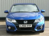 2016 HONDA CIVIC 1.4 i VTEC SE Plus 5dr [Nav]