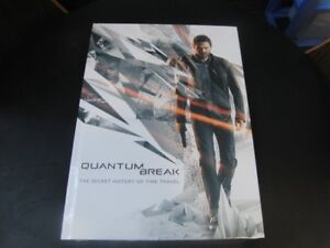 Quantum Break Strategy Guide Brand New Reg $50.00