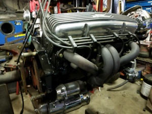 400 small block Chevrolet