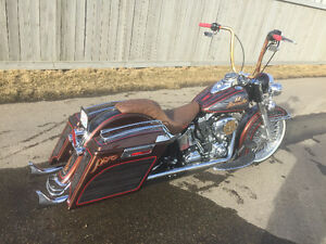CHICANO STYLE SOFTAIL DELUXE