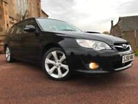 *3 MTHS WARRANTY*2009 SUBABRU LEGACY 2.0 DIESEL R SPORTS TOURER IMMACULATE*