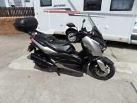 2019 Yamaha X-MAX 300 XMAX 300 Only 1700 miles Scooter Petrol Automatic