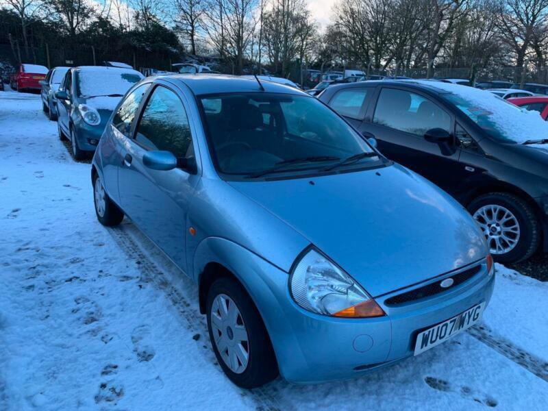 Ford Ka   Style Zetec Spec Only Mls From New