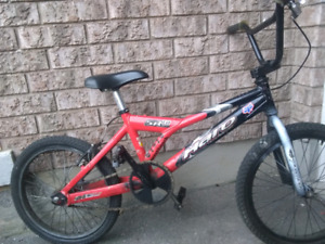 Haro Group 1 SR 1.0 vintage 2000 Red and Black BMX bike