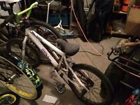 Bike for sale sms