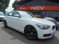 2011 BMW 1 SERIES 116d Sport BEST COLOUR COMBO