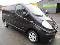 Finance Available and NO VAT Renault Trafic SWB 2.0dCi Sport panel van with sat nav and air con (23)