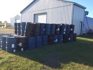 Steel burn barrels NOW IN STOCK London Ontario image 6