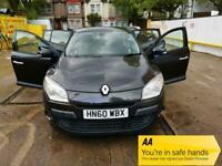 2010 Renault Megane 1.6 16V Dynamique TomTom 5dr +Petrol +Low Mile +ULEZ +Nav. +