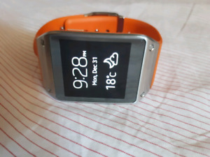 Samsung Galaxy Gear in perfect condition