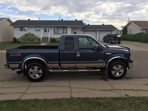 2005 Ford F-250 fx4 will trade for ecoboost f150