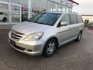 2006 Honda Odyssey EX-L Leather Sunroof Certified