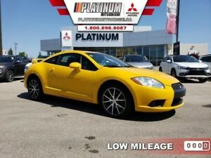 2009 Mitsubishi Eclipse GT-P  Manual-V6 MIVEC Engine-Leather