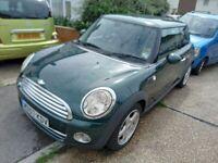 Mini, HATCHBACK, Hatchback, 2007, Manual, 1560 (cc), 3 doors