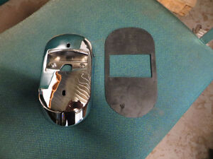 Harley tail light adapter for Tombstone