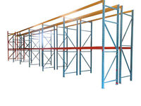 Pallet racking sales, installation, dismantle, repair, and moves
