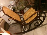 Old rocking chair. Good condition
