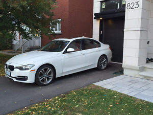 2014 BMW 3-Series Xdrive Sportline Sedan