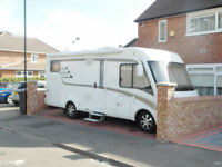 Hymer B594 2015 - Fully Loaded - Showroom Condition - A-Class