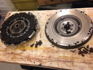 Clutch and Flywheel For Chev