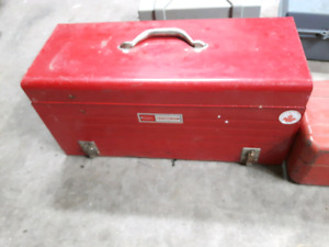 Tool or tackle boxes