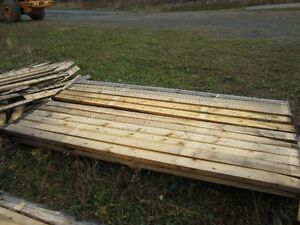 ROUGH #1 SPRUCE KILN DRIED LUMBER..now have smart panel