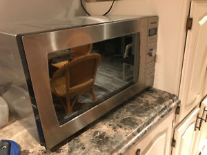 Microwave for the parts