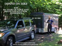 """Depend On Mike"" would love to help in your next project."
