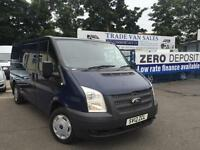 Ford Transit 2.2TDCi 125PS Low Roof 280 MWB TWIN SIDE LOADING DOORS