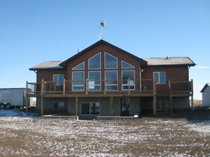 Waterfront Home on Last Mountain Lake for Sale