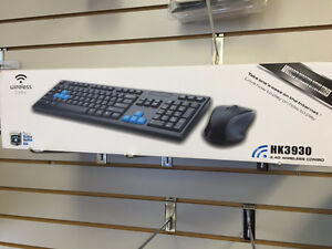 Used and New USB/Wireless Mouse and keyboard for sale