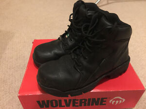 Boots Wolverine like new size USA 9, UK 8, EU 42 work ladder