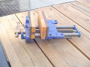 Record woodworking vise