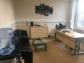 Modern office space for rent or hot desking