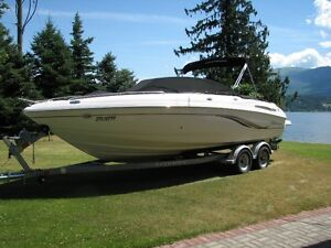 2002 Chaparral 22' Like new