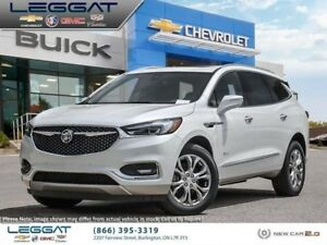 2018 Buick Enclave Avenir  - Sunroof - Cooled Seats