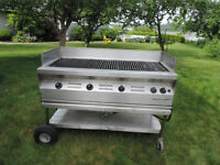 Silver Giant BBQ