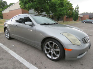 2003 Infiniti G35 Coupe (2 door) * AUTOMATIC * BLUETOOTH *