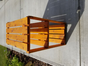 Wooden shelf for sale