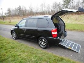 2011 Kia Sedona 2.2 CRDi 3 AUTO Top Spec WHEELCHAIR ACCESSIBLE DISABLED WAV
