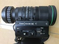 Canon J15x9.5B4 with M43 adapter