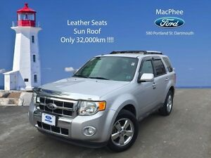 2012 Ford Escape Limited   - Low Mileage