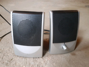 Laptop speakers