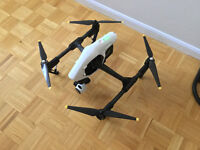 +++ DJI INSPIRE 1 (+ EXTRAS) FOR SALE +++