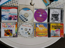 JOB LOT-CD/x box and ps2 games