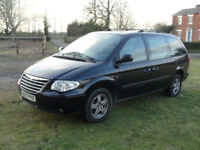 2007(57) CHRYSLER GRAND VOYAGER 2.8 CRD AUTO EXECUTIVE - MOT JAN 2019 -