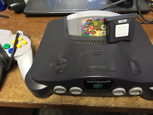 Nintendo 64 Package London Ontario image 2