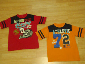 Boys T-Shirts (Size 5T) - Lot # 1