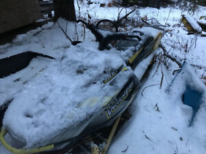 2004 Polaris 800 rmk for sale