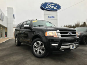 2017 Ford Expedition Platinum MAX-No Fully Loaded, No Accidents